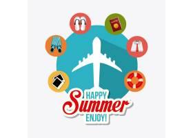 暑假度假和旅行_4965829