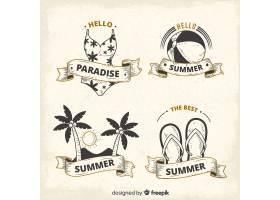 夏季标签系列_4444658