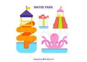 水上乐园在平面设计中的魅力_894780
