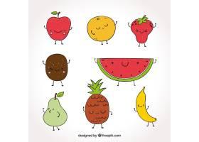 手绘水果字的分类_1144488