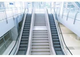 空自动扶梯和楼梯_1254628