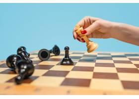 棋盘和游戏的经营理念和竞争理念_7764871