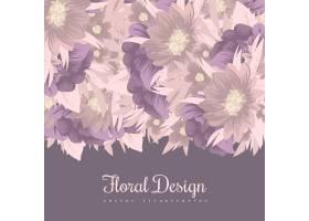 花框五颜六色的花朵_4864367