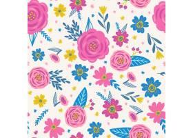 花卉图案概念_9134289