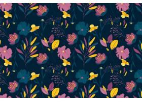 花卉图案概念_9263400