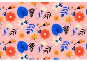 花卉图案概念_9263410