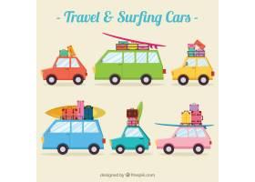 旅游和冲浪车收藏_828136