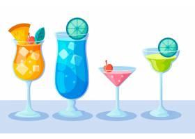 平面设计鸡尾酒系列_9007643