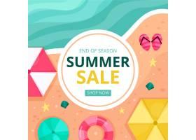 季末夏季促销设计_9471538