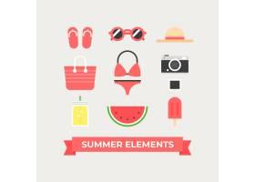 平面设计中的几个夏日元素_1126750
