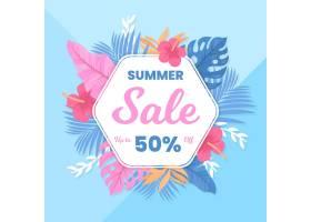 平面设计夏季特价优惠_8269821