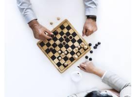 象棋游戏商业战略概念_2975993