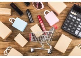 消费者使用网络购物概念_10622914