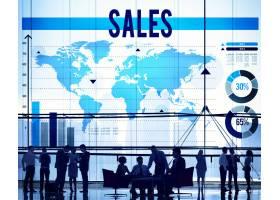 銷售會計財務銷售銀行概念_2758705