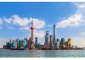 上海旅游蓝天旅游摩天大楼_1174555