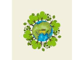 用树木拯救世界背景_1086678