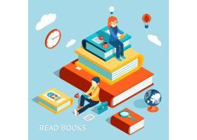 读书观教育和学校学习和文学_10601835