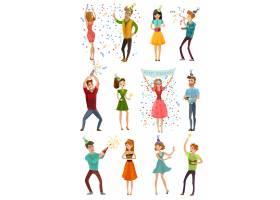 生日聚会庆祝活动有趣的人设置_4027706