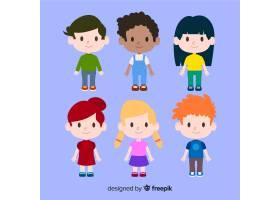 儿童节人物_3344774