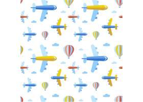 飞机图案背景_1170467