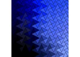 蓝色渐变的几何背景_978130