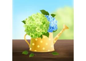 绣球水壶_3947881