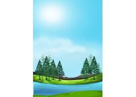 美丽的自然景观_4228174