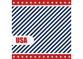 美国背景带线条_5117725
