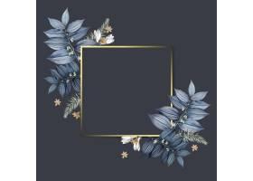 空花框设计矢量_3462127