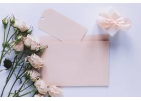 卡片和鲜花的母亲节概念_1956854