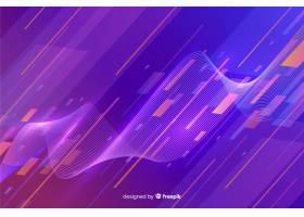 抽象运动背景平面设计_5005470