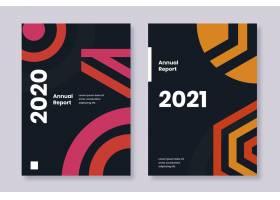 2020年和2021年年报模板_12067555