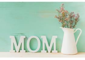 母亲节与植物的概念_2028014