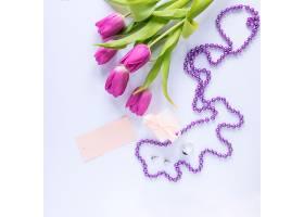 带有玫瑰花的母亲节概念_1956862