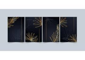 金色植物封面系列_12300571