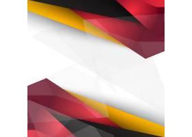矢量背景抽象多边形三角形_1306645