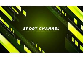 梯度运动YouTube频道艺术_13109017