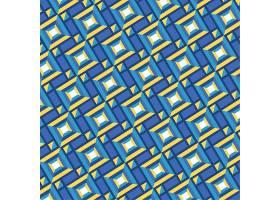 无缝的几何形状时髦的图案质感_12371707