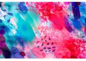 抽象水彩画无缝图案复制空间_12263105
