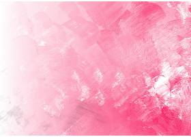 抽象粉红色水彩纹理背景_9436962