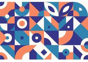 抽象几何造型平面设计_12262866