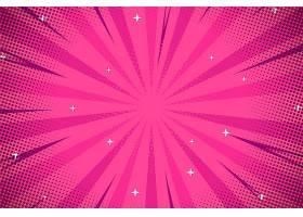 平面设计中的漫画风格背景_11752405