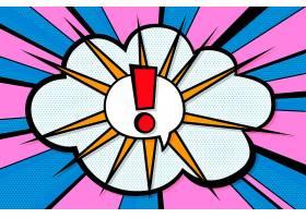 平面设计漫画风格壁纸_12065106