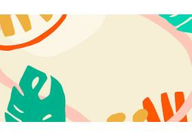 五颜六色鲜艳的热带花旗_13312796