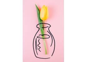 母亲节绘画_1950709