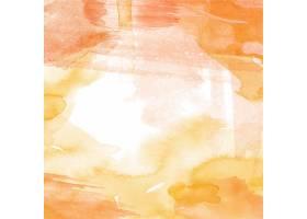背景采用温暖的水彩画纹理_996022