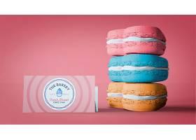 纸杯蛋糕包装和品牌模型_4383762