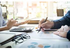 商人金融督察和秘书报告计算或检查余额_1202434