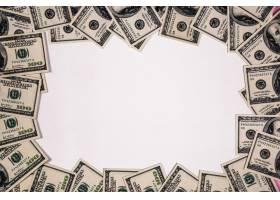美元钞票框架_3927489