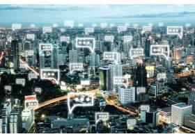都市风景象符号网元素_1150343